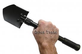 Складная многофункциональная мини-лопата Compact-2 (4 в 1)