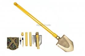 Складная многофункциональная лопата Golden Dragon (9 в 1)